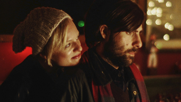 10edce80ea2 Elisabeth Moss and Jason Schwartzman. (Tribeca Film)