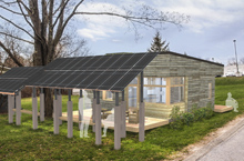 Middlebury solar house turns green design into a liberal art