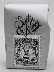 Suits & Knives coffee
