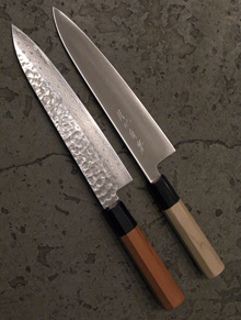 Knife sharpening and classes