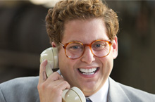"Jonah Hill, ""The Wolf of Wall Street"""