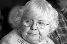 "June Squibb, ""Nebraska"""