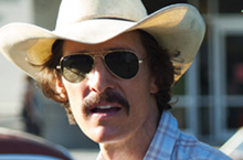 "Matthew McConaughey, ""Dallas Buyers Club"""