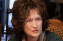 "Meryl Streep, ""August: Osage County"""