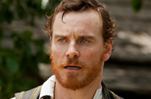 "Michael Fassbender, ""12 Years a Slave"""