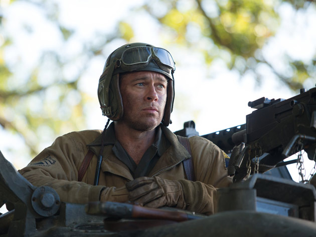 From 'Patton' to 'Fury,' tank films that roll - Data Desk