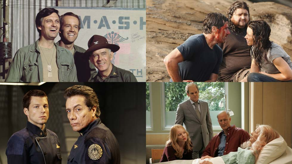Memorable TV Finales