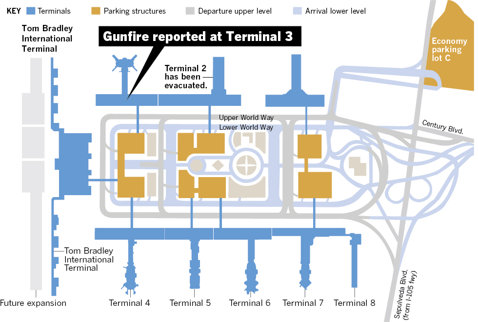 List of Synonyms and Antonyms of the Word lax airport map