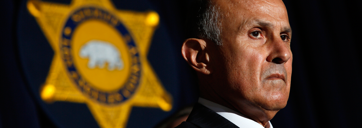 Sheriff Lee Baca. (Irfan Khan / Los Angeles Times)