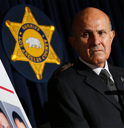 Los Angeles Country Sheriff Lee Baca (Irfan Khan / Los Angeles Times)
