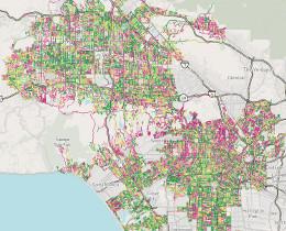 map la street quality grades los angeles times