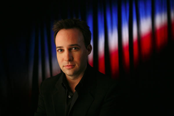 Writer Danny Strong.